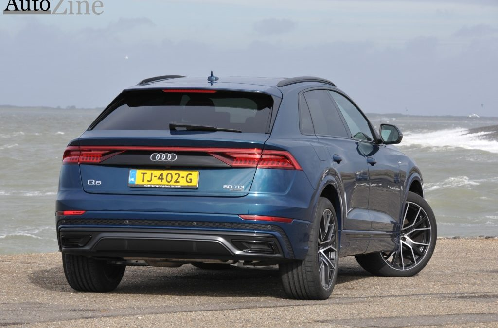 Autotest Audi Q8 – Onderscheidend vermogen