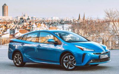 Toyota Prius ondergaat facelift