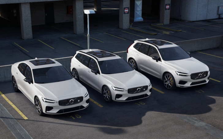 Volvo S60, V60 en XC60 nu als Polestar Engineered
