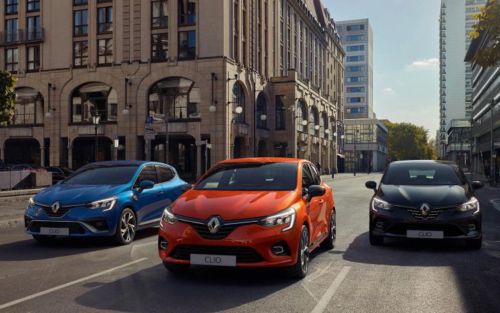 Renault Clio vanaf 22 juni bij de dealer