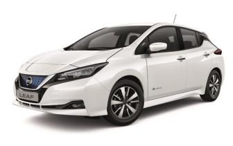 Nieuw instapmodel voor Nissan Leaf