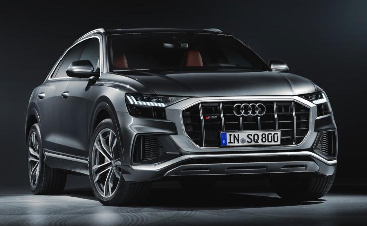 Audi introduceert SQ8 TDI