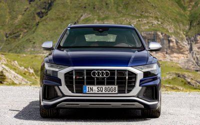 Audi geeft details SQ8 TDI vrij