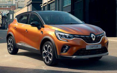 Renault introduceert nieuwe Captur