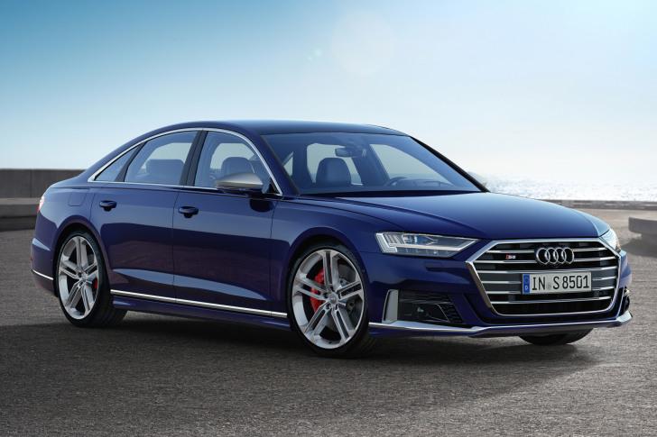 Audi introduceert S8