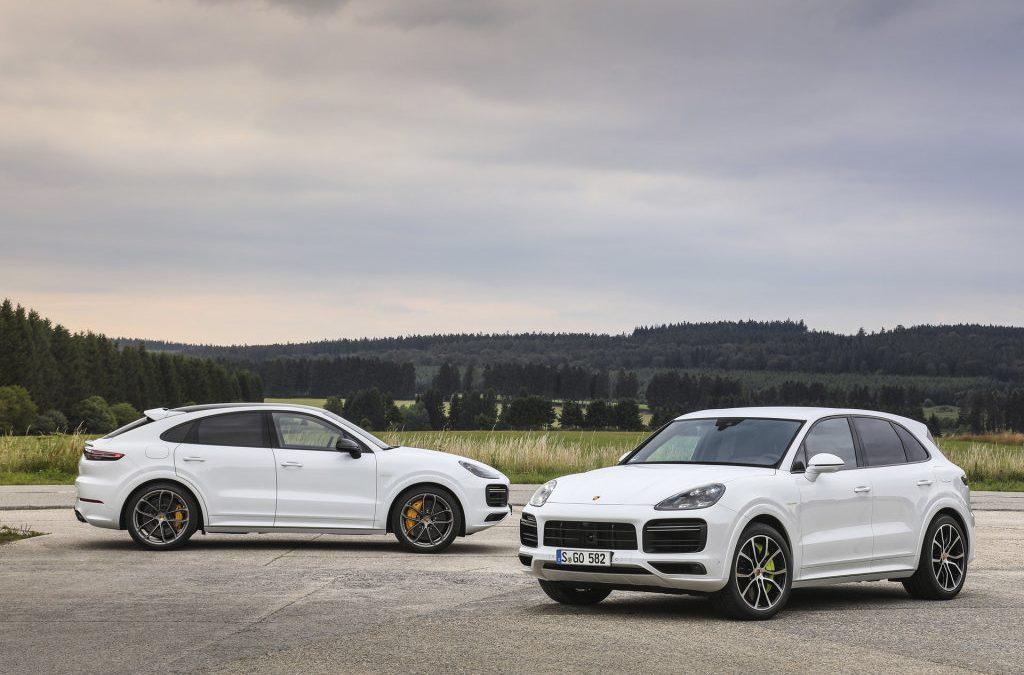 Porsche lanceert Cayenne PHEV