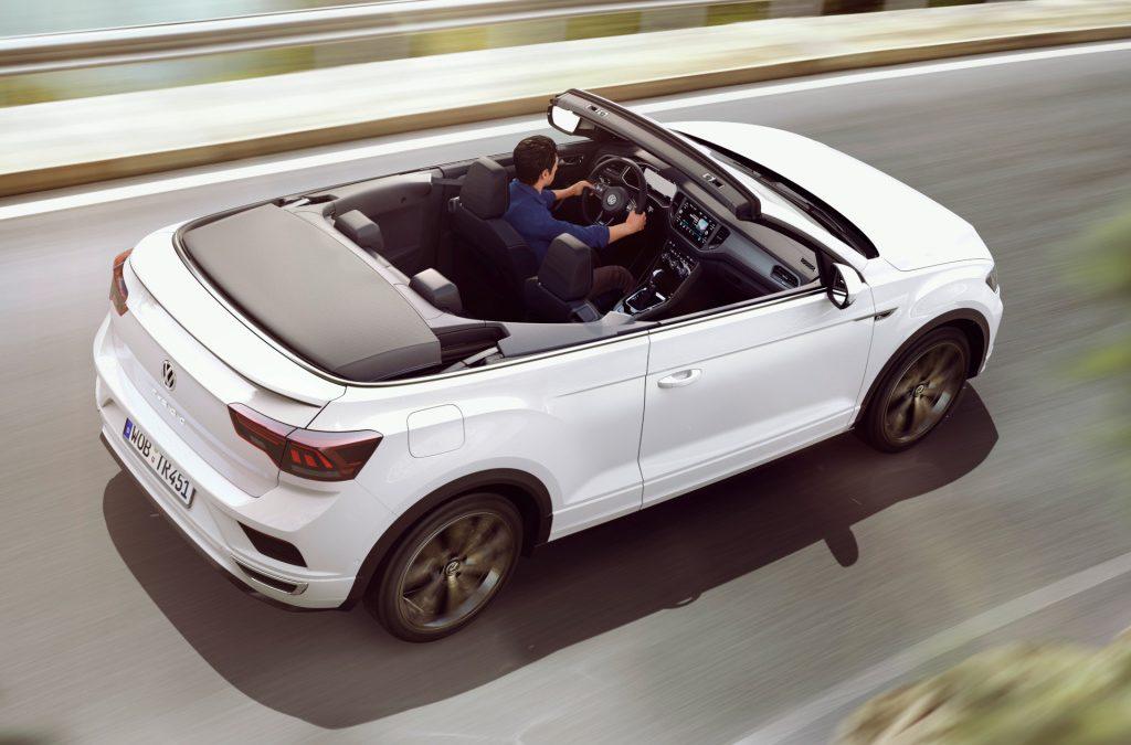 Volkswagen onthult T-Roc Cabrio