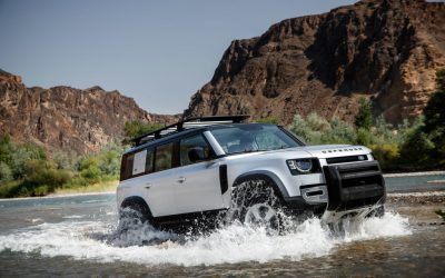 Land Rover onthult nieuwe Defender
