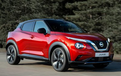 Nissan onthult tweede generatie JUKE