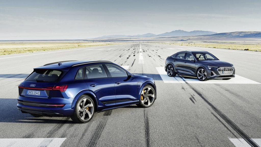 Audi e-tron S Sportback nu te bestellen