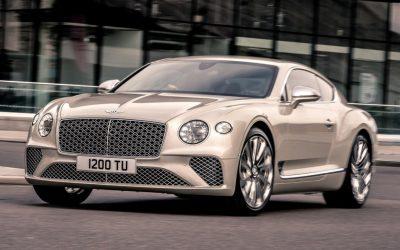 Bentley Continental GT als Mulliner