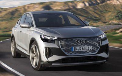 Audi onthult Q4 e-tron